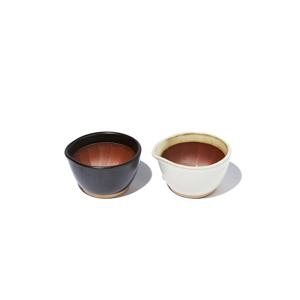 《すり鉢/小》鉢の中で、玉子サンドやポテトサラダが完成!そのまま器になる「石見焼のすり鉢(直径11cm)」|もとしげ