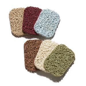 《オプション/ソープディッシュ》水切れがいいから『NABLUS SOAP』が溶けにくい!環境に優しいバイオプラスチック製の「石鹸置き」|AIRA