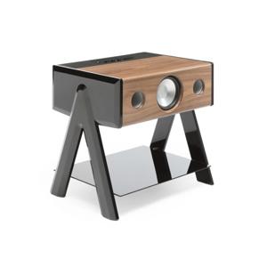 フランスで80年、音づくりを続けるスピーカー職人一家の「オーディオ家具」|La Boite Concept CUBE