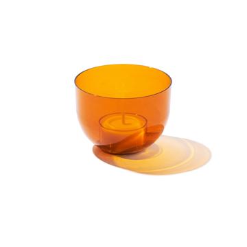 入浴の効果を高めるための7つの方法を教えます。|頭と体のリセット時間に、浮かべて眺める「香りつきバスキャンドル」|kameyama candle house|アンバー