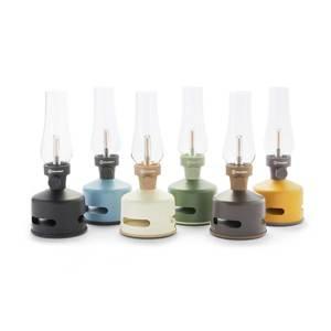 音楽と灯りのノスタルジックな化学変化、ワイヤレス接続でどこでも楽しめる「LEDランタンスピーカーS」|MoriMori