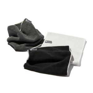 《ネックゲーター》酸化チタンと銀の作用で、生乾き臭・汗臭の菌を除去する「タオル」|WARP