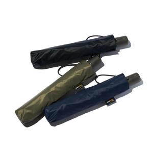 《晴雨兼用》指1本でカンタン開閉!丈夫なコーデュラ生地で仕立てた「自動開閉式折りたたみ遮光傘」|HEAT BLOCK ×CORDURA® Fabric|VERYKAL LARGE