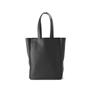 《縦型トートバッグ》防水レザー、超軽量、直感ポケットつきの、ストレスフリーバッグ(13インチ相当PC収納可)|   FARO