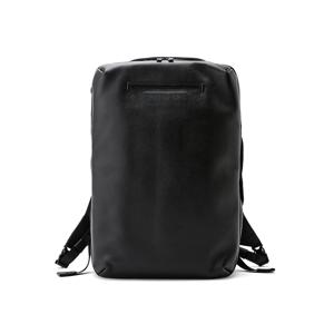 《2WAY薄型リュック》防水レザー、超軽量、直感ポケットつきの、ストレスフリーバッグ(13インチ相当PC収納可)|  FARO
