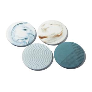 《オプション/陶板・模様》特殊な釉薬で仕上げた、アロマディフューザー専用の陶磁器製プレート」|WEEK END