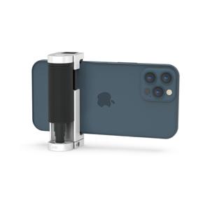 68gの超小型で撮影が安定!自撮り棒、スマホスタンド、シャッターリモコンにもなる「スマートフォン用多機能カメラグリップ」|ShutterGrip™ 2