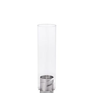 《オプション/交換用ガラスカバー》万が一の破損時や予備パーツとして、「SPIN90」専用の耐熱ガラス製カバー|Höfats