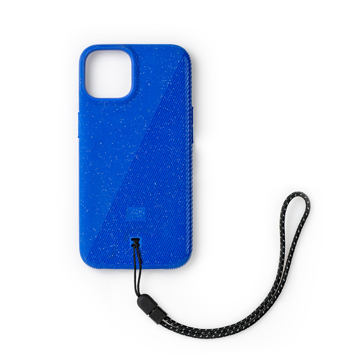 "iPhoneに着せたい""断熱アウター"" 《iPhone 13/iPhone 13 Pro対応》気温によるバッテリー消耗を防ぎ、耐衝撃性に優れたスマホケース LANDER TORREY CASE iPhone 13/ブルー"