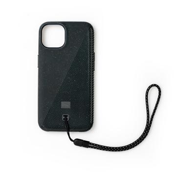"""iPhoneに着せたい""""断熱アウター"""" 《iPhone 13/iPhone 13 Pro対応》気温によるバッテリー消耗を防ぎ、耐衝撃性に優れたスマホケース LANDER TORREY CASE iPhone 13/ブラック"""