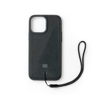 """iPhoneに着せたい""""断熱アウター"""" 《iPhone 13/iPhone 13 Pro対応》気温によるバッテリー消耗を防ぎ、耐衝撃性に優れたスマホケース LANDER TORREY CASE iPhone 13 Pro/ブラック"""