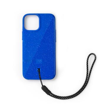 """iPhoneに着せたい""""断熱アウター"""" 《iPhone 13/iPhone 13 Pro対応》気温によるバッテリー消耗を防ぎ、耐衝撃性に優れたスマホケース LANDER TORREY CASE iPhone 13 Pro/ブルー"""