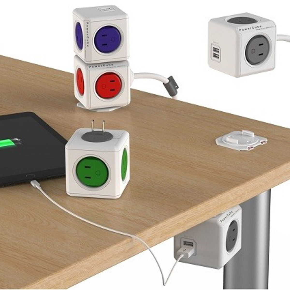 家庭内の電源を「設計」してみる おしゃれで自由な延長電気コード