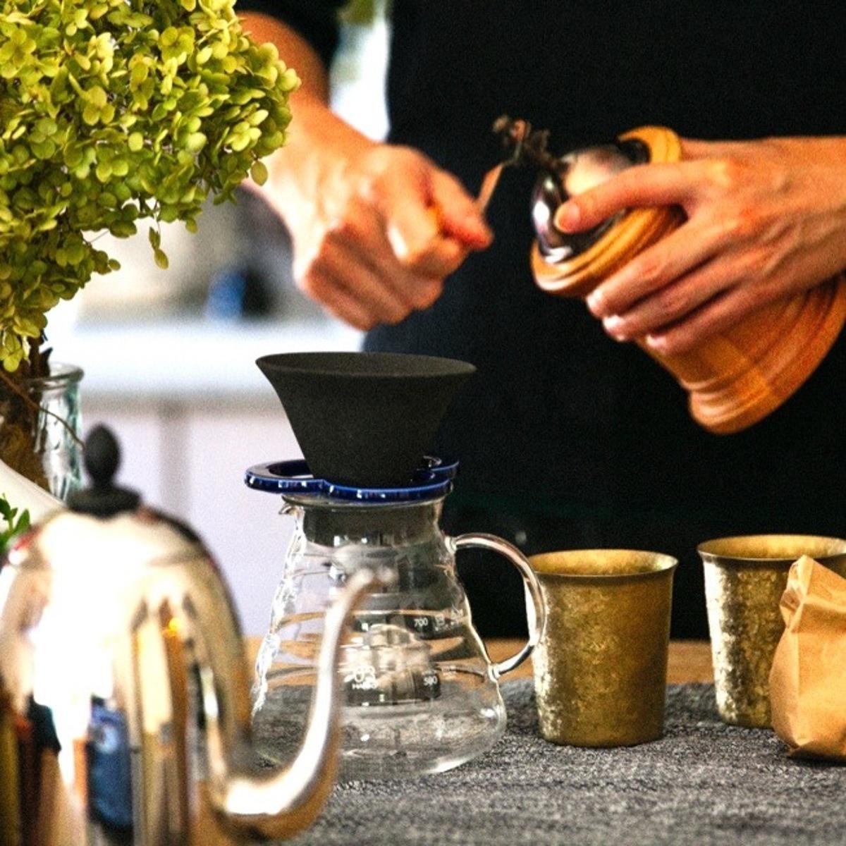 コーヒーをおいしくいただく3つの秘訣《Story》|いつもの豆とフィルターとカップで簡単に