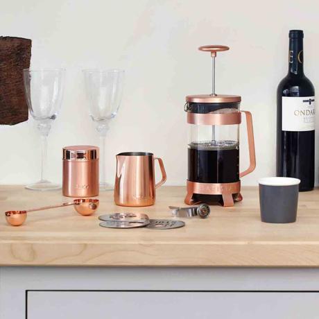 コーヒーが毎日の楽しみになる「フレンチプレス」|誰でも簡単に、香り高いコーヒーを淹れる3つの秘訣