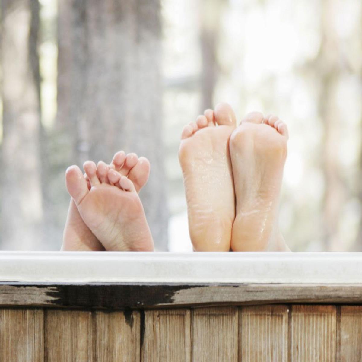 家のお風呂が「温泉」に 体ポカポカ・ツルツル肌に。血流を良くして体質改善