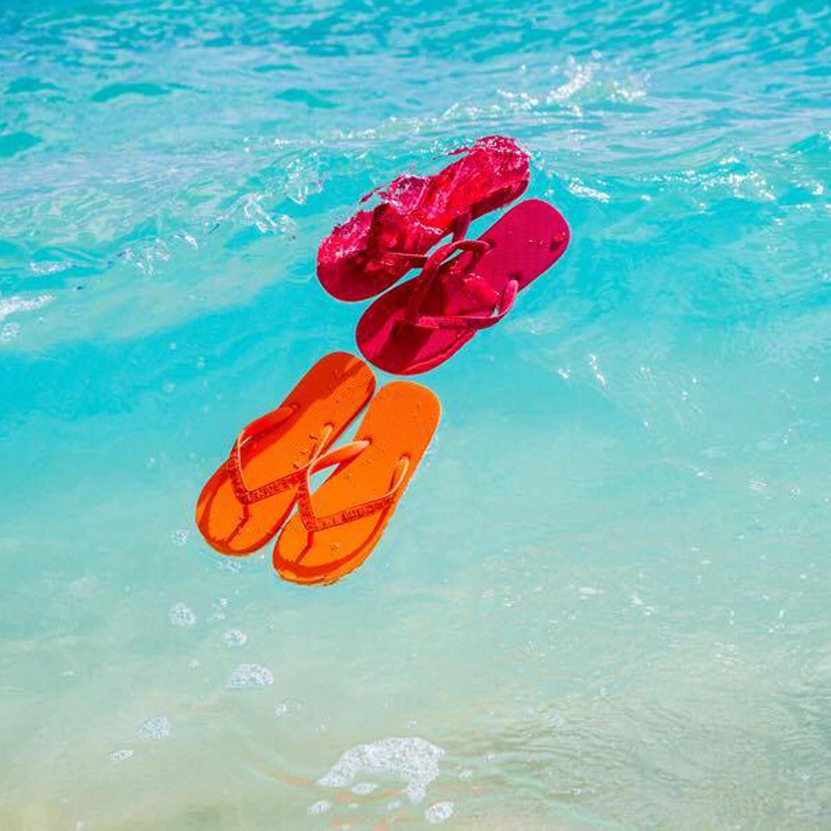 ハワイ生まれのLOHASなビーチサンダル|最高級天然ゴム&2重ソールで、足も心もヘルシーに