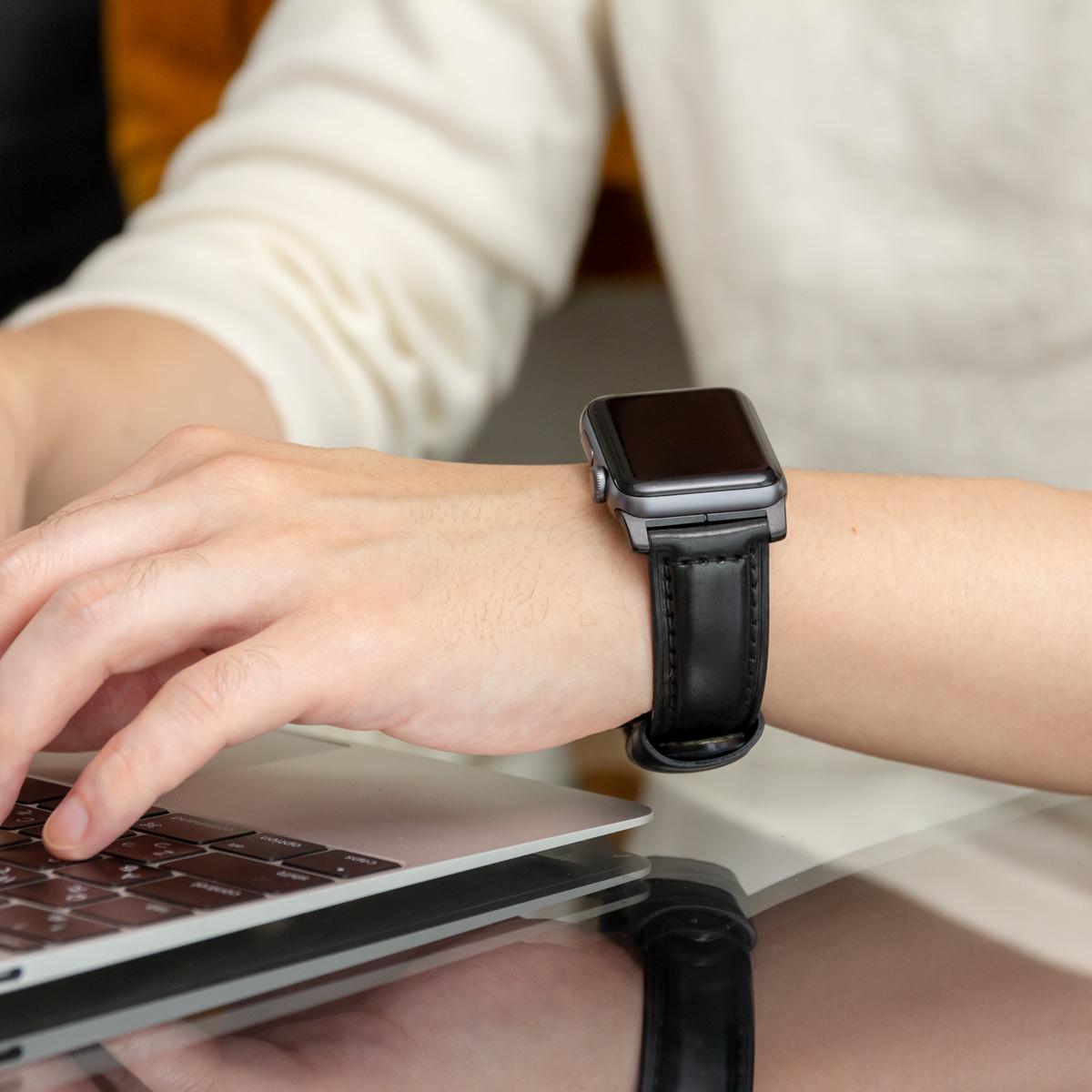 """あなたのApple Watchを""""高級時計""""に"""