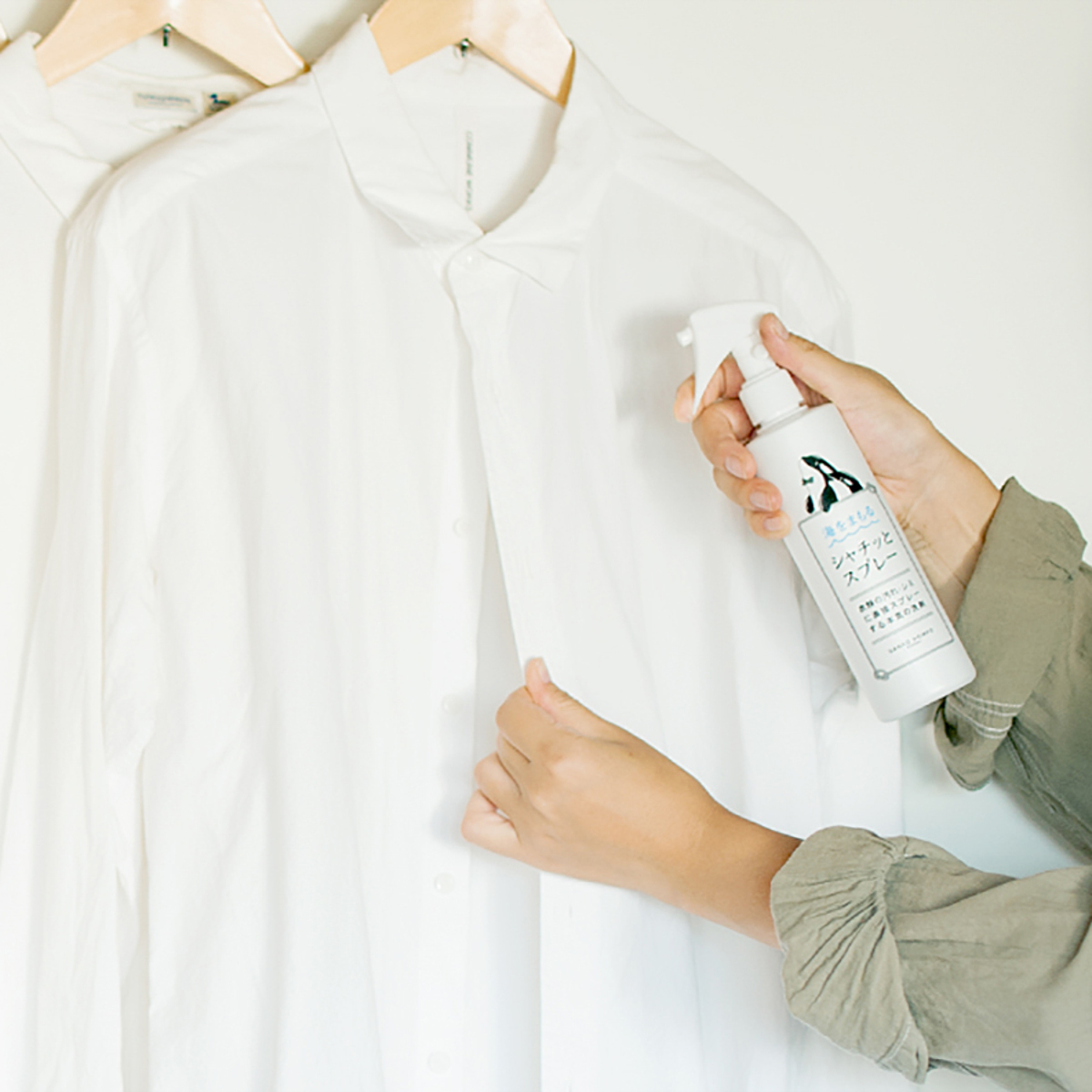 これからは『洗い分け不要』の時代|綿もカシミアも一緒に洗えて、すすぎの手間いらず