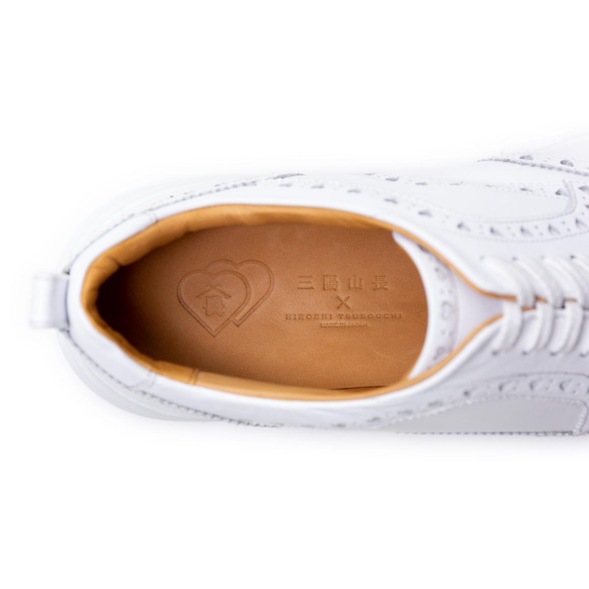 自由な発想を「紳士靴」にも! 三陽山長の新作ドレススニーカー今春発売