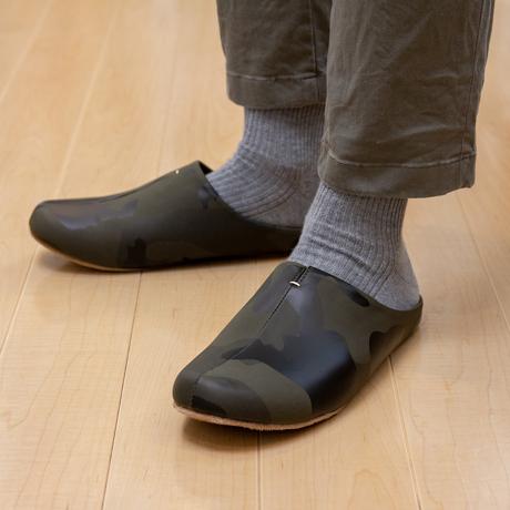 スキップしたくなる『スリッパ』 靴の製法でつくったからトコトン歩きやすい
