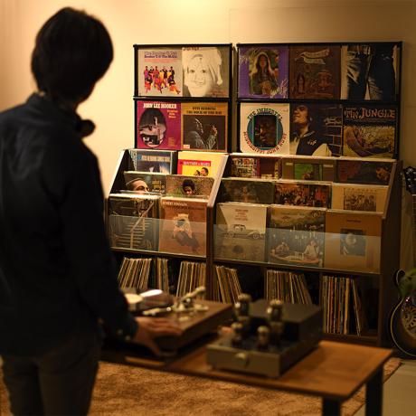ようこそ!わが家の「レコードショップ」へ