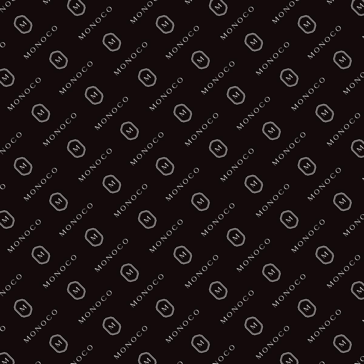 MONOCO ロゴが新しくなりました!