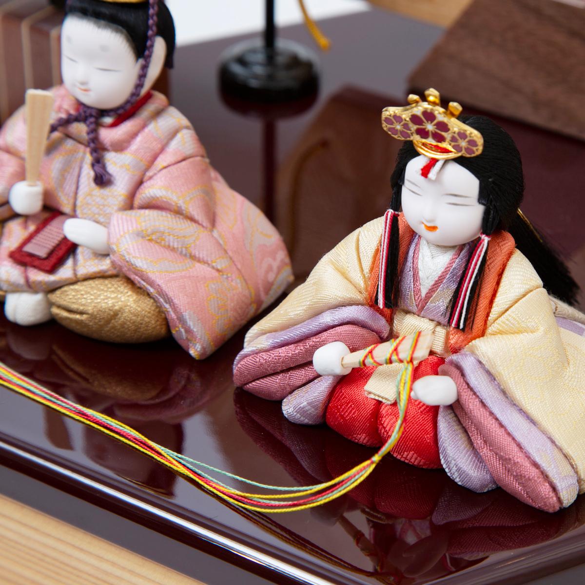 コンパクトサイズの高級雛人形、おすすめ7選|マンション事情から生まれた「雛人形」の新提案