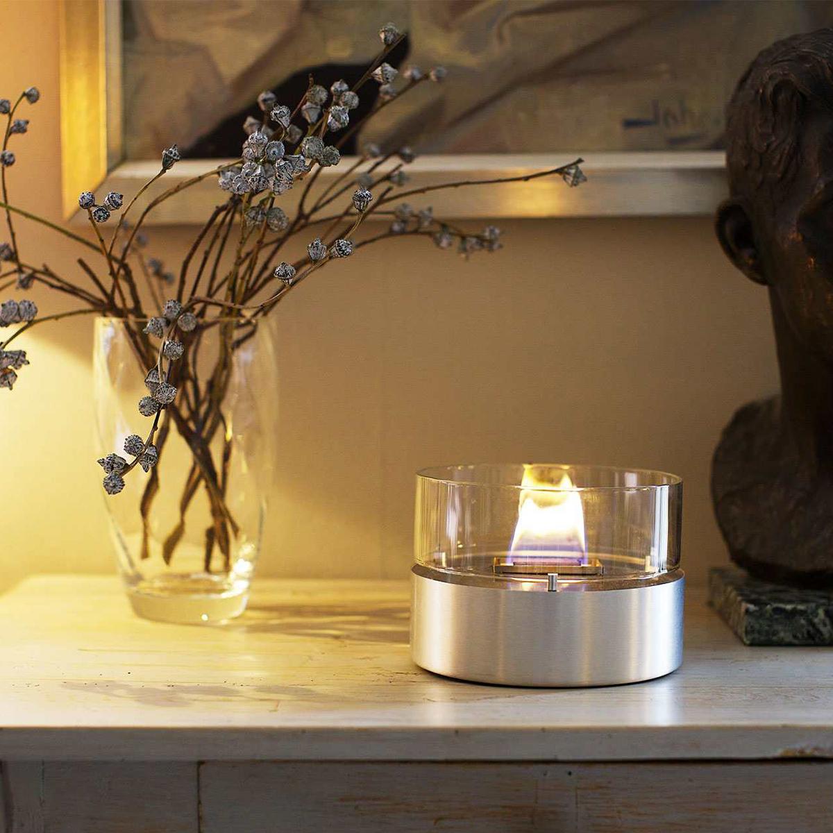 テーブルで楽しむ『バイオエタノール暖炉』おすすめ4選|設置不要のテーブル型で、すぐに火のある暮らし