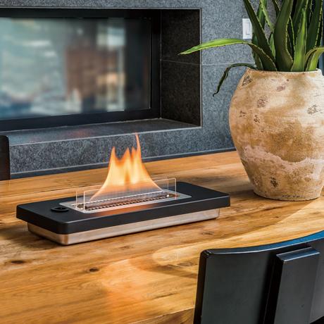 テーブルで楽しむ『バイオエタノール暖炉』おすすめ4選