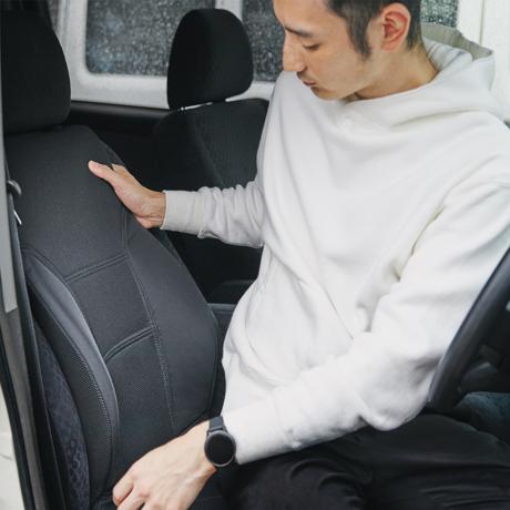 サービスエリアいらずの「運転席」