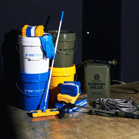 いま、最高にアガる「掃除」!|おしゃれな掃除道具で、おうちピカピカ新発想