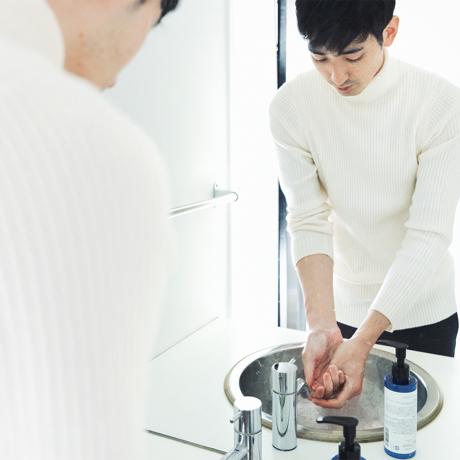 手洗いは、あなたの「気持ちスイッチ」