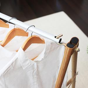 室内干しは、アイデア次第。洗練と実用性が同居するアイデア5選