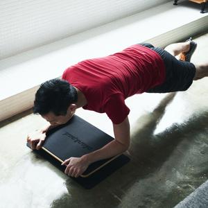 自宅トレーニングは、楽しく手軽に使えるツールで