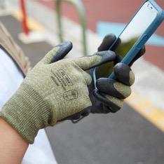 「香川の手袋メーカー、応援したくなる。」